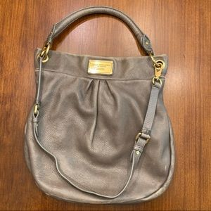Gray Marc Jacobs Purse